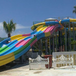 Aquaracer Water Slides - Octopus - El Rollo Acapulco - Guerrero, México