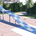 Aquaracer Water Slides - Whirlpool