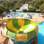 Bowl Water Slides - Body Typhoon - Marina Parc - Menorca, España