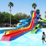 Body Water Slides - Parque España - Monterrey, Nuevo León, México