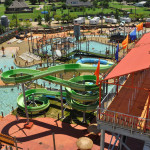 Body Water Slides - Pirates Cove Wet&Dry Fun - Burleson, Texas, USA