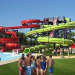 Body Water Slides - Aquasplash Parque Acuático - Minatitlán, Veracruz, México