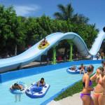 Extreme Water Slides - Aquacoaster - Mazagua Parque Acuático - Mazatlán, Sinaloa, México