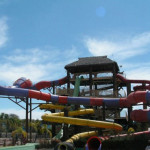 Extreme Water Slides - Mini Vortex - Mundo A Parque Acuático - Aguascalientes, México