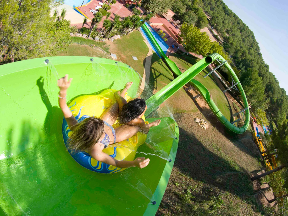 Extreme Water Slides - featured
