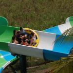 Family Water Slides - Hydra - Atlantis Parque Acuático - La Paz, El Salvador