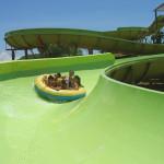 Family Water Slides - Hydra - Mazagua Parque Acuático - Mazatlán, Sinaloa, México