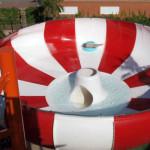 Bowl Water Slides - Raft Typhoon - Parque Acuático Marina d'Or - Oropesa del Mar, España