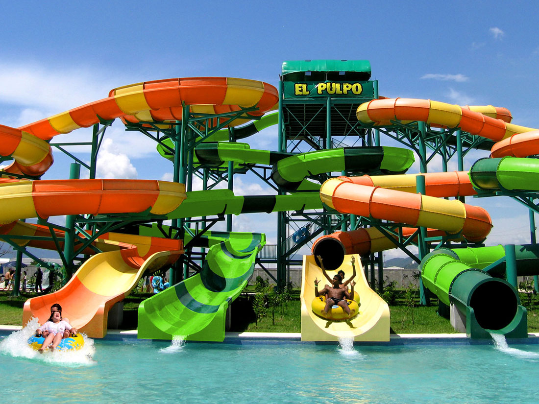 Raft Water Slides - featured