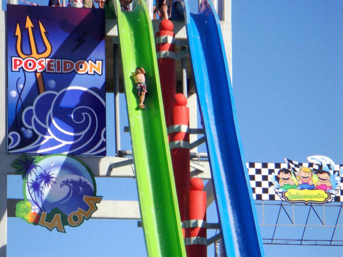 Speed Water Slides - featured