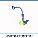 antena regadera