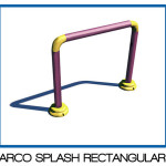 arco splash rectangular