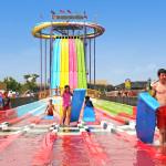 Toboganes de carreras - Pulpo - Beraka Adventure Park - Xochitepec, Morelos, México