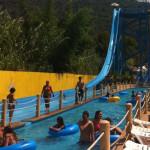 Toboganes de velocidad - Kamikaze - Rio Lento Water Park - Rio Lento, Nahr El Kalb, Lebanon