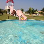 Toboganes extremos - Aquacoaster - Parque de Agua Karina - Barcelona, Anzoategui, Venezuela