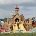 Toboganes infantiles - Splash Kingdom Water Park - Canton, Texas, USA