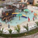 Toboganes infantiles - Morgan Island Water Park - Aruba
