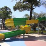 Toboganes residenciales - Parque Cici - Acapulco, Guerrero, México