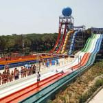 Speed Water Slides - Bazooka - Aquadiver - Platja d'Aro, Girona, España