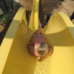 Speed Water Slides - Kamikaze - Splash Kingdom Water Park - Canton, Texas, USA