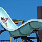 Speed Water Slides - Kamikaze - Parque de Agua Karina - Barcelona, Anzoategui, Venezuela