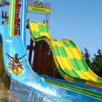Speed Water Slides - Kamiraft - Parque Acuático Aquopolis - Mar del Plata, Argentina