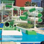Raft Water Slides - Club Deportivo San Agustín - San Pedro Garza García, Nuevo León, México