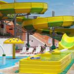 Raft Water Slides - Deportivo Colinas - Monterrey, Nuevo León, México